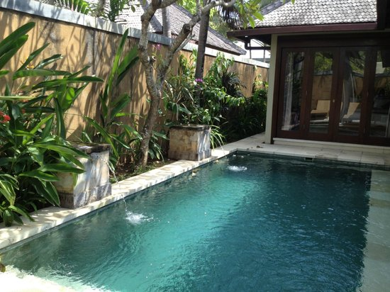 Grand Avenue Bali: private pool