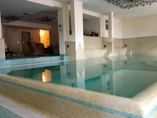 Hotel Atlantico: Piscina coperta