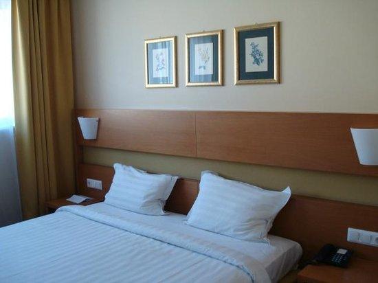 Hestia Hotel Ilmarine: Cama