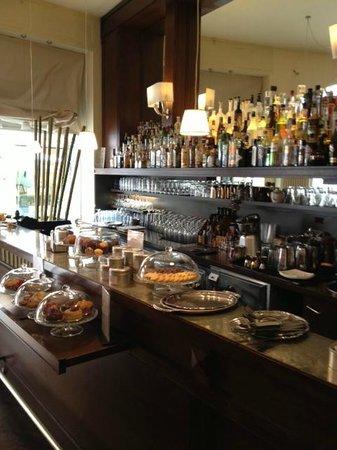 Bar foto di cinc milano tripadvisor for White bar milano