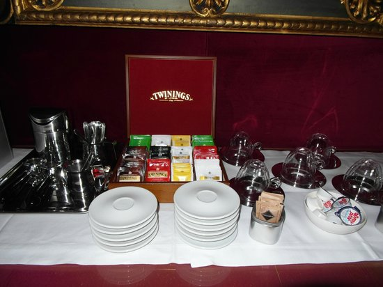 1865 Residenza d'epoca: Selection of Teas always available