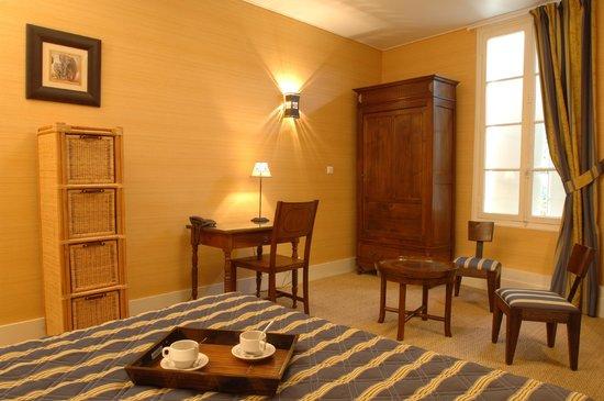 Hotel De France : chambre luxe