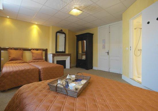 Hotel De France : chambre confort