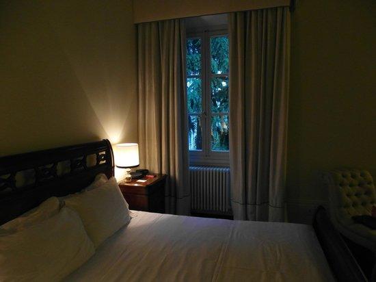 1865 Residenza d'epoca: Henry James suite bedroom area