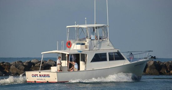 Captain Marvel Fishing Charter
