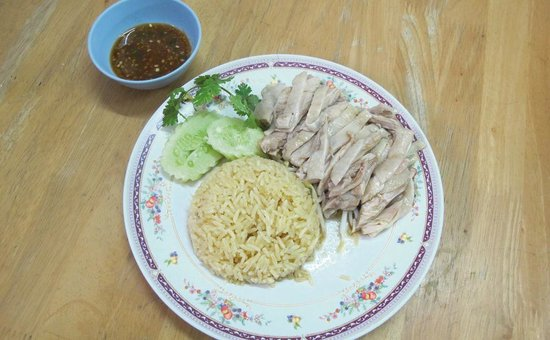 Boon Tong Kiat Chicken Rice