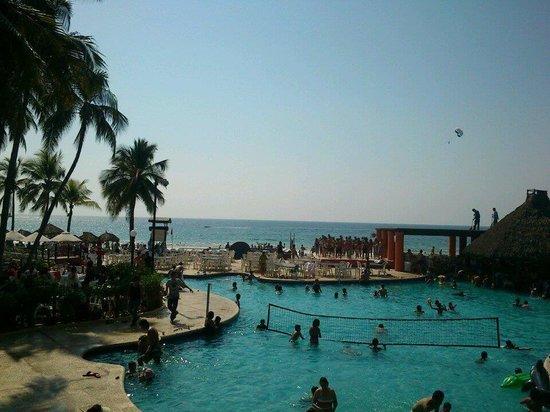 Holiday Inn Resort Ixtapa: Hotel presidente