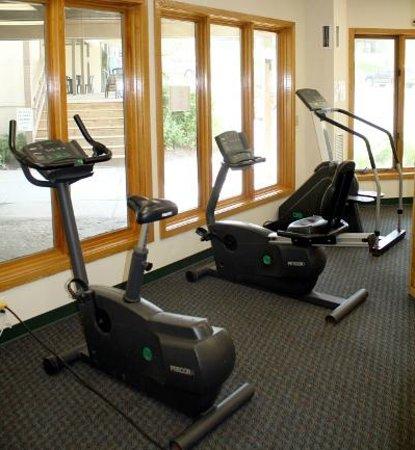 The Inn Bolton Valley & Ski Area: Bolton Valley Fitness Center