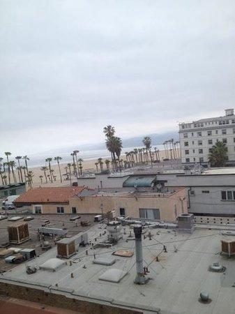 Cadillac Hotel: Zimmer mit Meerblick