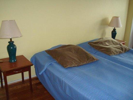 Arthur Hotel: Cama