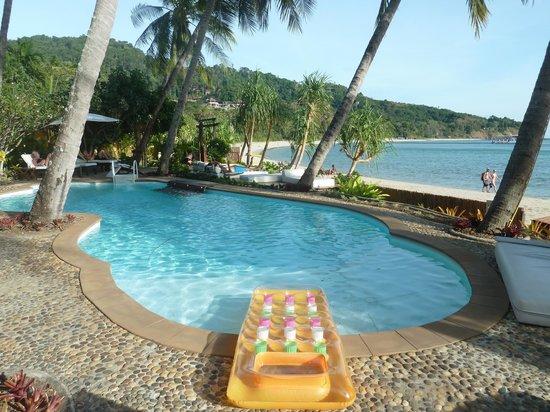 Phra Nang Lanta : piscine