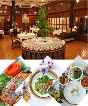 Suan Thip Baan Chaopraya Restaurant
