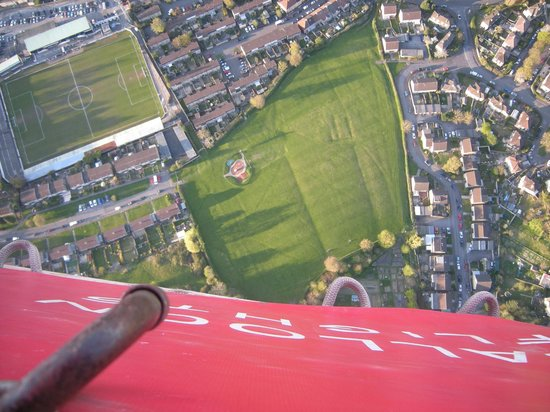 Virgin Balloon Flights: Overlooking Bath