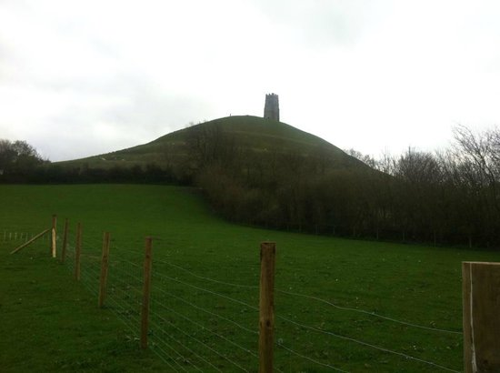 Vital Detox Retreats : View of the Tor