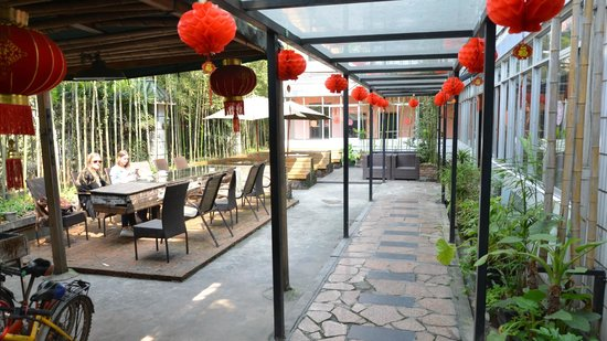 Wada Hostel : Cours