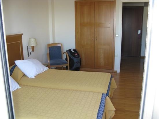 Plaka Hotel: room 607