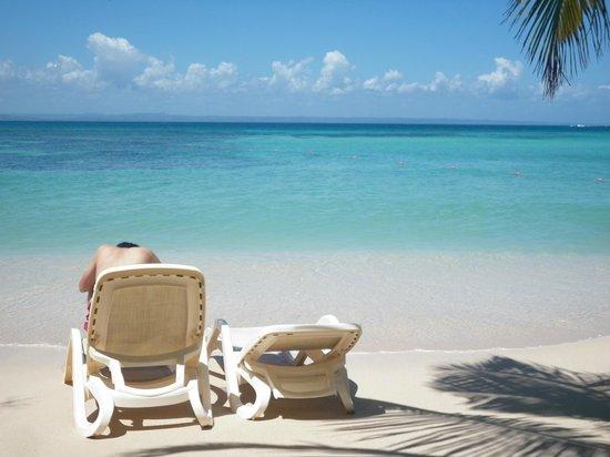 Luxury Bahia Principe Cayo Levantado Don Pablo Collection: Playa privada Blue Flag