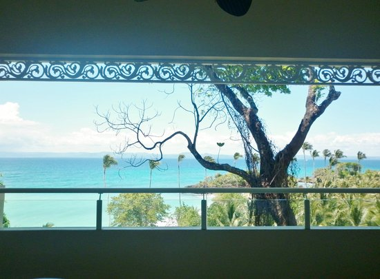 Luxury Bahia Principe Cayo Levantado Don Pablo Collection: balcon de la habitacion Junior Suite en la villa 4