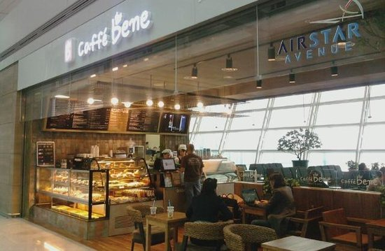 Caffe Bene Incheon Airport Store