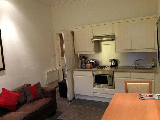Skene House Rosemount: kitchen
