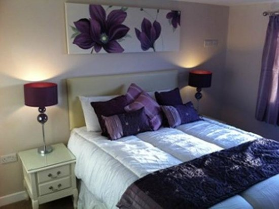 The walton gateway : King Size En-suite Room