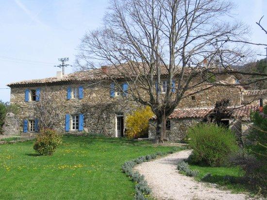 La Ferme de Pauroux : joli maison traditionnelle