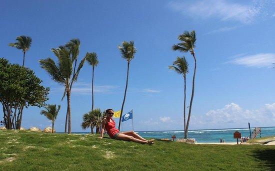 Iberostar Punta Cana: beach area