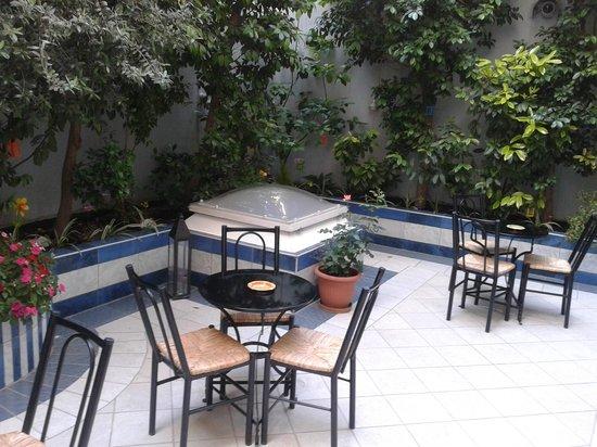 Centrotel Hotel: Garden