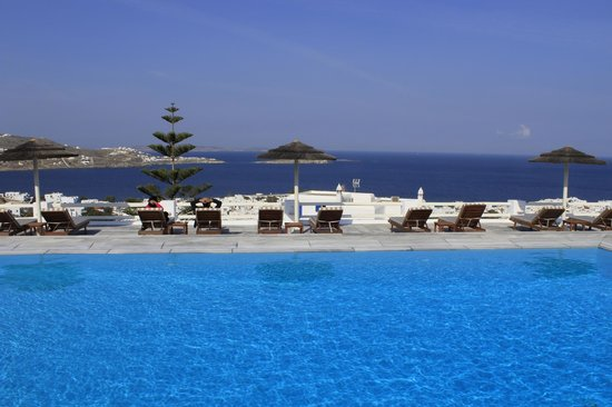 Alkyon Hotel: Amazing Pool!
