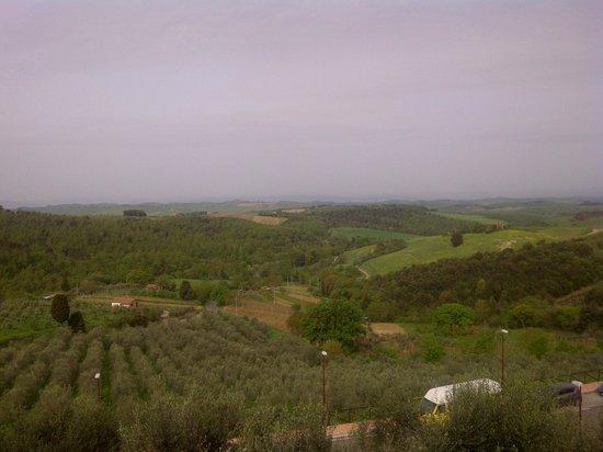 Conte Matto: Panorama toscano