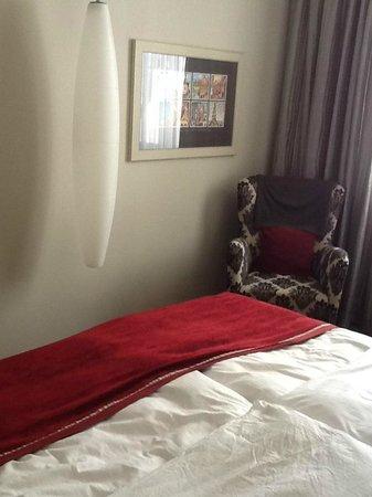 Best Western Premier Hotel Victoria : Chair