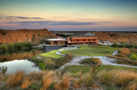 Bowling Green, FL: Streamsong Golf Clubhouse