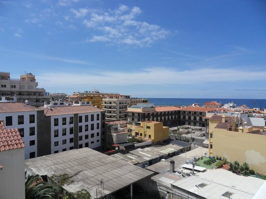 Hotel Marte : View from balcony
