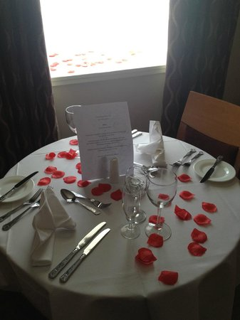 Westmead Hotel: Private Dining