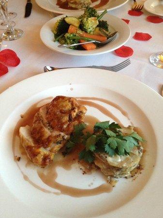 Westmead Hotel: Dinner