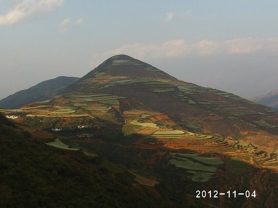 Dongchuan Red Land: I have planned this trip for a year.