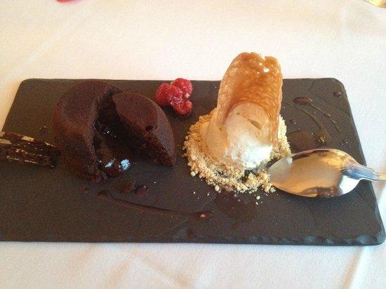 Westmead Hotel: dessert