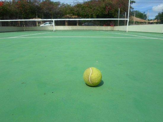 Pousada Berro do Jeguy: Quadra de tênis