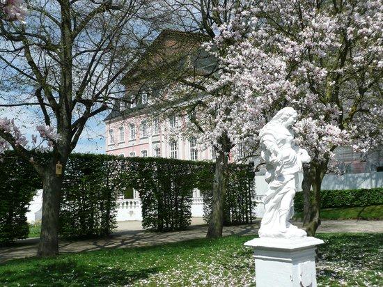 Kurfürstliches Palais: Schlosspark - Trier