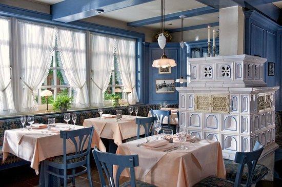 Hotel Inselfriede: Restaurant Friesenstube
