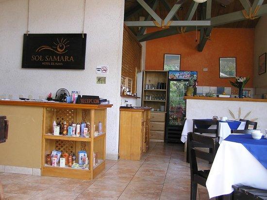 Hotel Sol Samara : Reception