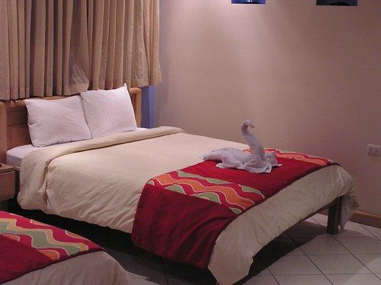 Hotel Sol Samara : Our room