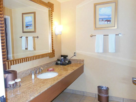 South Point Hotel, Casino and Spa: Clean... spacious..