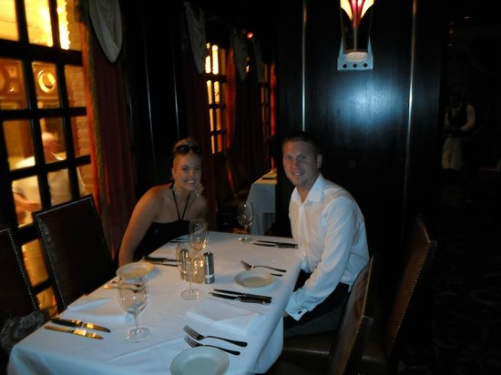 Vic & Anthony's Steakhouse - Las Vegas: Us