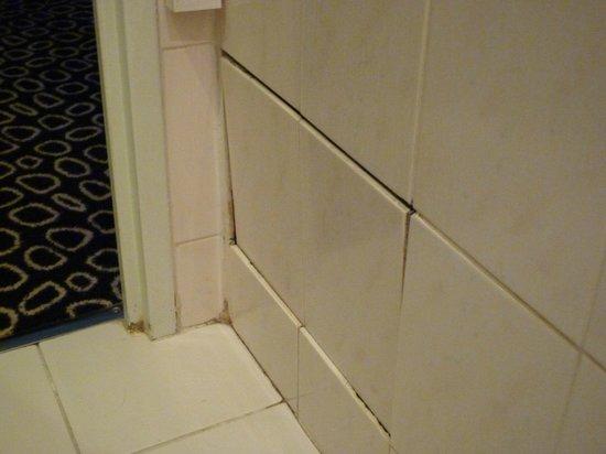 Timhotel Odessa Montparnasse: carrelage à réparer