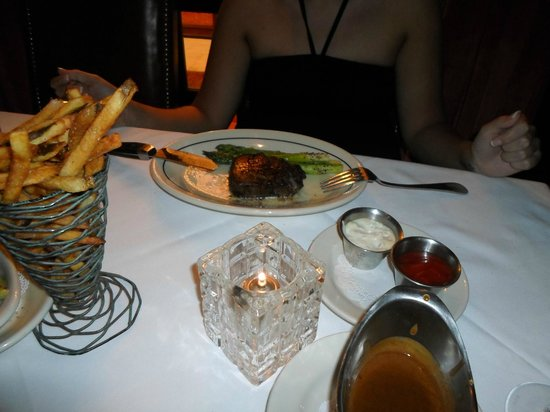 Vic & Anthony's Steakhouse - Las Vegas: Fillet