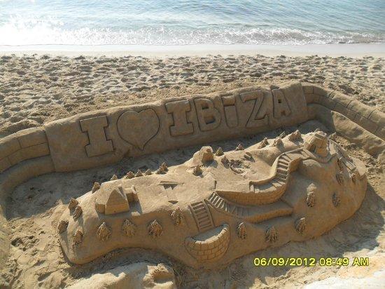 Sandos El Greco Beach Hotel: Santa Eulalia