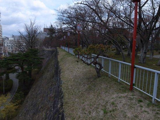 Morioka Castle Ruins: 二の丸