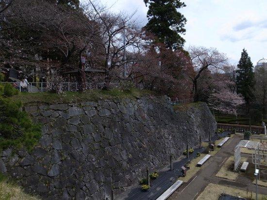 Morioka Castle Ruins: 三の丸