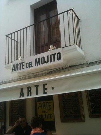 Arte del Mojito